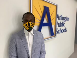 image of new principal
